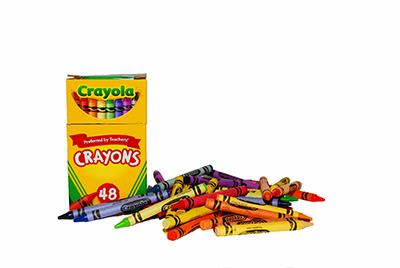 Crayon-box